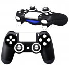 White Pad design PS4 Controller Full Buttons skin