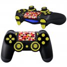 Triangle Patters design PS4 Controller Full Buttons skin