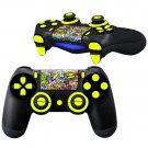 Various Logos design PS4 Controller Full Buttons skin