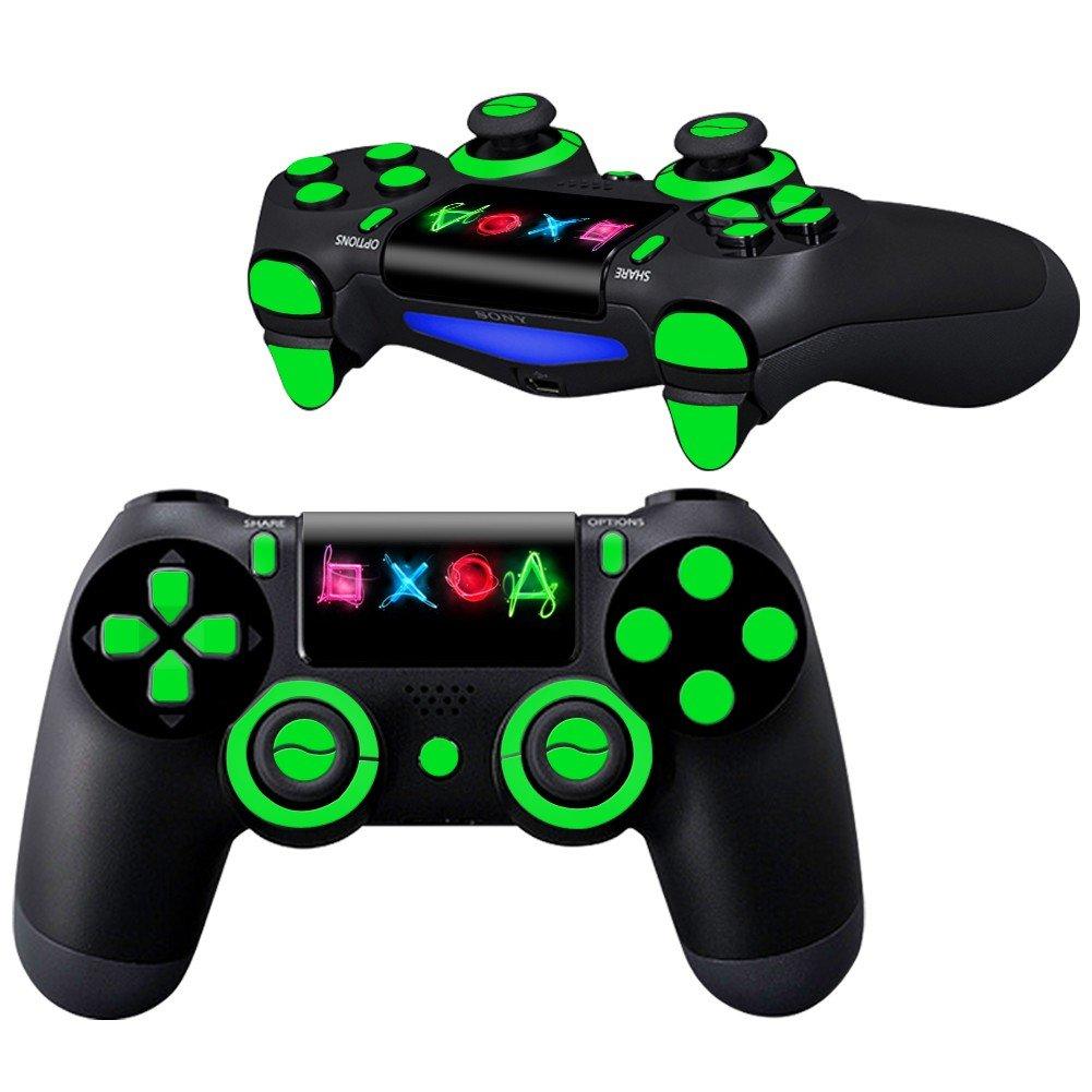 BXOA Design PS4 Controller Full Buttons skin