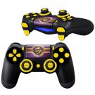 Minnesota Vikings Design PS4 Controller Full Buttons skin