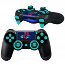 Play Stations Design PS4 Controller Full Buttons skin