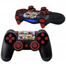 Just Cause Design PS4 Controller Full Buttons skin