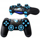 BMW Design PS4 Controller Full Buttons skin