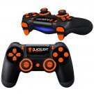 BlackLight Retribution Design PS4 Controller Full Buttons skin