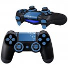 XBOX Texture Design PS4 Controller Full Buttons skin