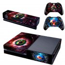 Biohazard Revelations design skin for Xbox one decal sticker console