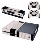 White Bear design skin for Xbox one decal sticker console