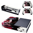 The Blade's shadow design skin for Xbox one decal sticker console