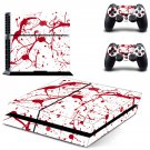 Veins Blood design decal for PS4 console skin sticker decal-design