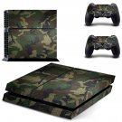 Army Dress design decal for PS4 console skin sticker decal-design