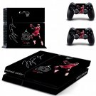 Michael Jordan design decal for PS4 console skin sticker decal-design