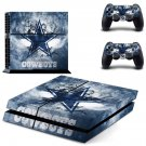 Cow Boys design decal for PS4 console skin sticker decal-design
