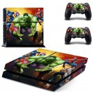 Avengers Age of Ultron design decal for PS4 console skin sticker decal-design