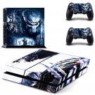 Alien vs Predator design decal for PS4 console skin sticker decal-design