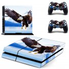Eagle wings design decal for PS4 console skin sticker decal-design