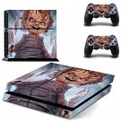 DJ bl3nd design decal for PS4 console skin sticker decal-design