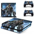 Enthiran 2 Arnold design decal for PS4 console skin sticker decal-design