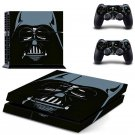 Darth vader design decal for PS4 console skin sticker decal-design