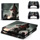Godzilla design decal for PS4 console skin sticker decal-design