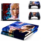 The 3rd Birthday design decal for PS4 console skin sticker decal-desig