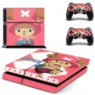 One Piece Font design decal for PS4 console skin sticker decal-design