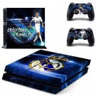 Cristiano Ronaldo design decal for PS4 console skin sticker decal-design