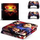 Street Fight Chun Li design decal for PS4 console skin sticker decal-design
