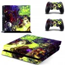 Naxxramas Hearthstone design decal for PS4 console skin sticker decal-design