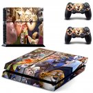Animal United design decal for PS4 console skin sticker decal-design