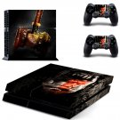 Warcraft design decal for PS4 console skin sticker decal-design