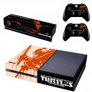 Teenage Mutant Ninja Turtles skin decal for  Xbox one console and 2 controllers