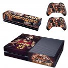 claveland cavaliers skin decal for  Xbox one console and controllers