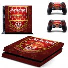 arsenal ps4 skin decal for console and controllers