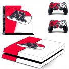 az rapper ps4 skin decal for console and controllers