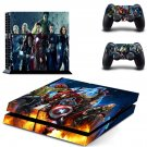 avengers wallpaper for mobile ps4 skin decal for console and controllers