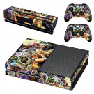anime japanese animation skin decal for  Xbox one console and controllers