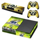 n champions skin decal for Xbox one console and controllers