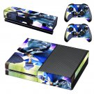 sonic unleashed skin decal for Xbox one console and controllers