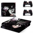 tokyo ghoul ps4 skin decal for console and controllers