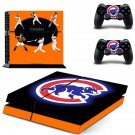 baltimore orioles ps4 skin decal for console and controllers