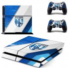 lausanne sport ps4 skin decal for console and controllers