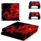 dragon age blood dragon ps4 skin decal for console and controllers