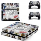 hockey nhl ps4 skin decal for console and controllers