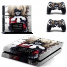 gotham city police dept ps4 skin decal for console and controllers