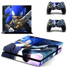 sonic and the black knight ps4 skin decal for console and controllers