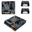 Christiano Ronald Play Station 4 slim skin decal for console and 2 controllers