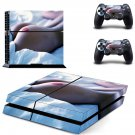 Naked Ass ps4 skin decal for console and controllers