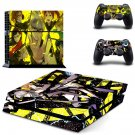 Shin Megami Tensei: Persona 4 ps4 skin decal for console and controllers