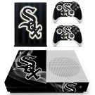 Chicago White Sox skin decal for Xbox one S console and controllers